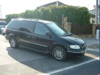 Chrysler Grand Voyager 3,3 Handicap RAMP 2004