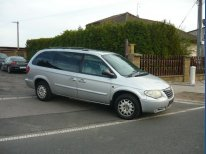 Chrysler Grand Voyager 3,3 Stown Go Kůže NEW 2005
