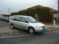 Chrysler Grand Voyager 3,3 Stown Go 143000,-