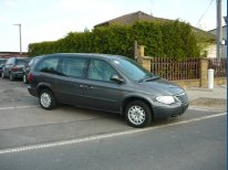 Chrysler Grand Voyager 3,3 Stown Navi Kůže Top 2005