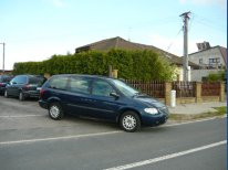 Chrysler Grand Voyager 3,3 LPG Stown Park 2005