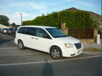 Chrysler Town Country 3,3 RT NEW 2008