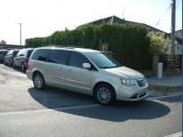 Chrysler Town Country 3,6 Pentastar Safety TOP 2016