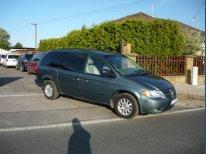 Dodge Grand Caravan 3,8 LPG Kůže SXT Limit DVD 2004