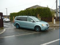 Chrysler Town Country 4,0 LPG LIMITED Xenony 2008