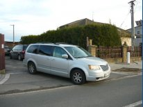 Chrysler Town Country 3,8 RT LPG Stown 2010