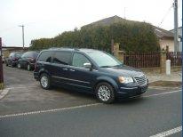 Chrysler Grand Voyager 3,8 EU Limited Navi 2008