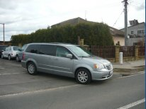 Chrysler Town Country 3,6 LPG TOP auto 2014