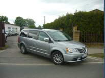 Chrysler Town Country 3,6 Limited LPG 2013