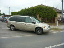 Chrysler Town Country 3,8 US Limited 2006