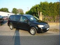 Chrysler Grand Voyager 3,8 RT EU NEW 2009