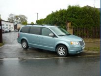 Chrysler Town country 3,8 V6 Limited DVD SWIVEL GO 2008