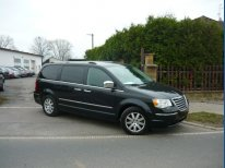 Chrysler Grand Voyager 3,8 EU LIMITED TOP KM 2008