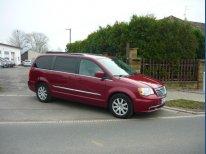Chrysler Town Country 3,6 DVD Super KM 2012