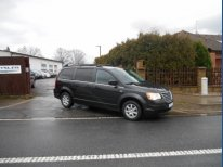 Chrysler Grand Voyager 3,8 LPG Evropa 2010 DPH