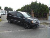 Chrysler Town Country 3,6 Pentastar DVD Kůže 2012