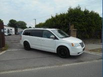 Chrysler Town Country 3,8 Limited Swivel DVD RT 2008