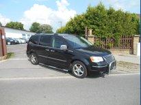 Chrysler Grand Voyager 3,8 EU Limited rámy Navi RT 2008
