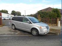 Chrysler Town Country 3,8 LPG SWIVEL DVD 2008