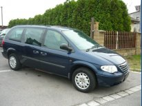 Chrysler Grand Voyager 3,3 Navi Stown NEW  2005